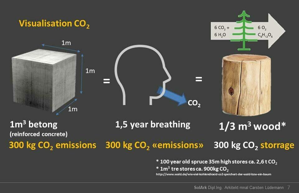 Wood & CO2